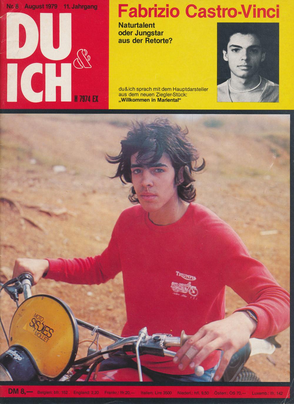 Du & Ich 8, 1979