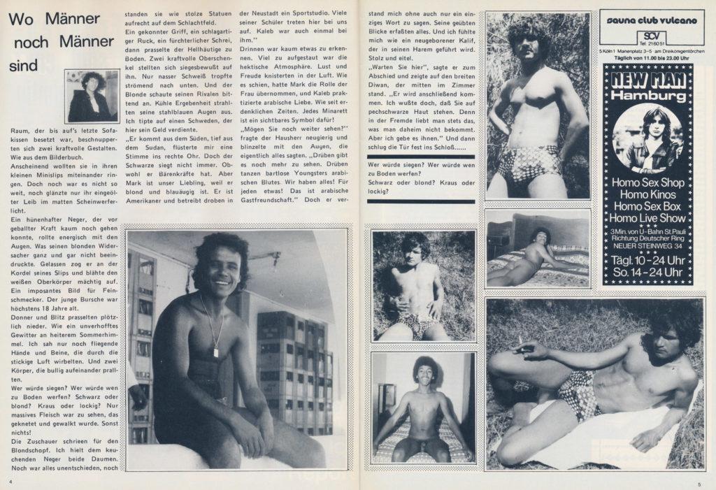 Du & Ich 12, 1979 - Arab brothels