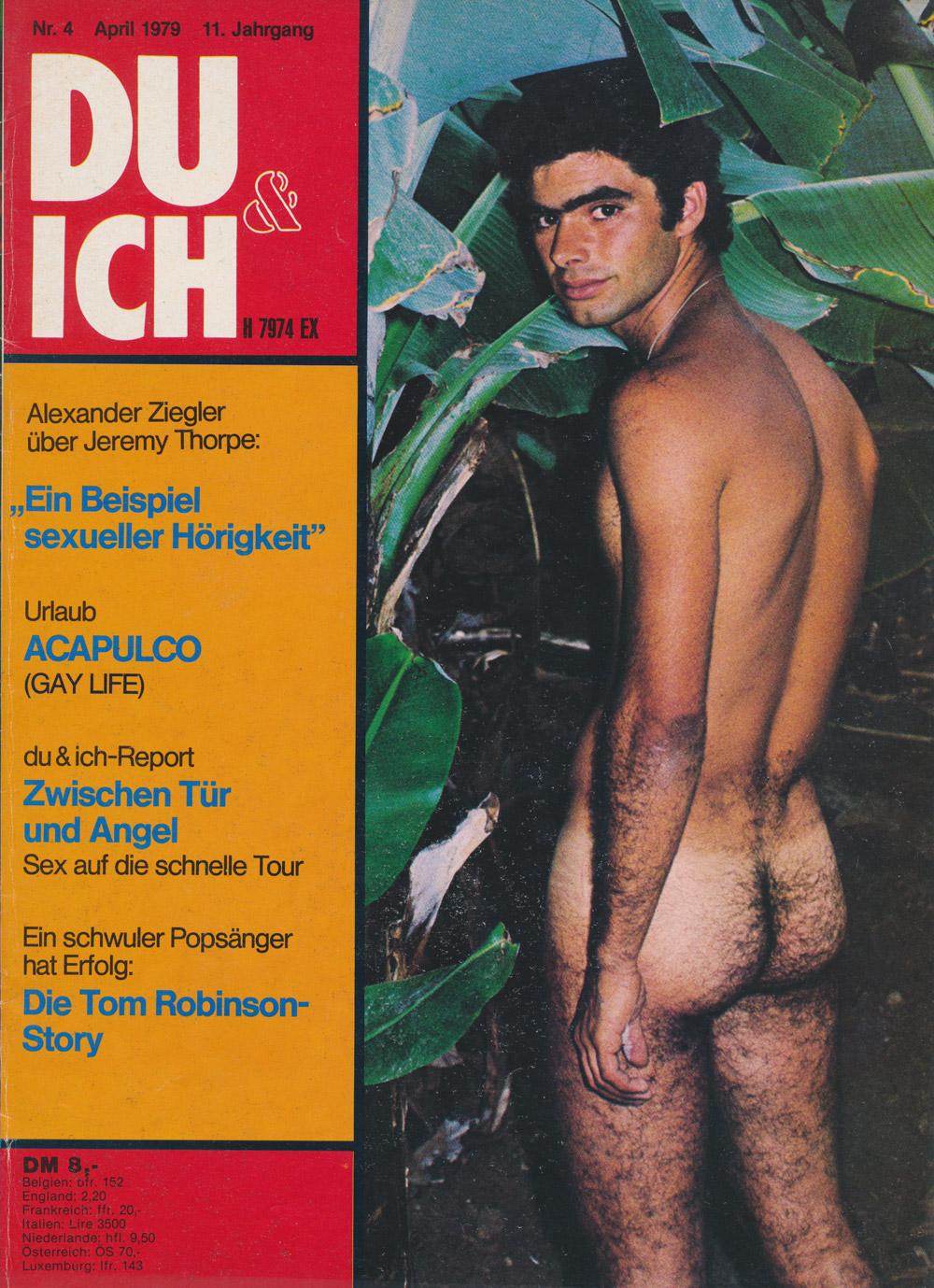Du & Ich Nr 4, 1979, Titelseite