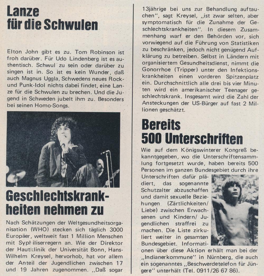 Du & Ich 7, 1979