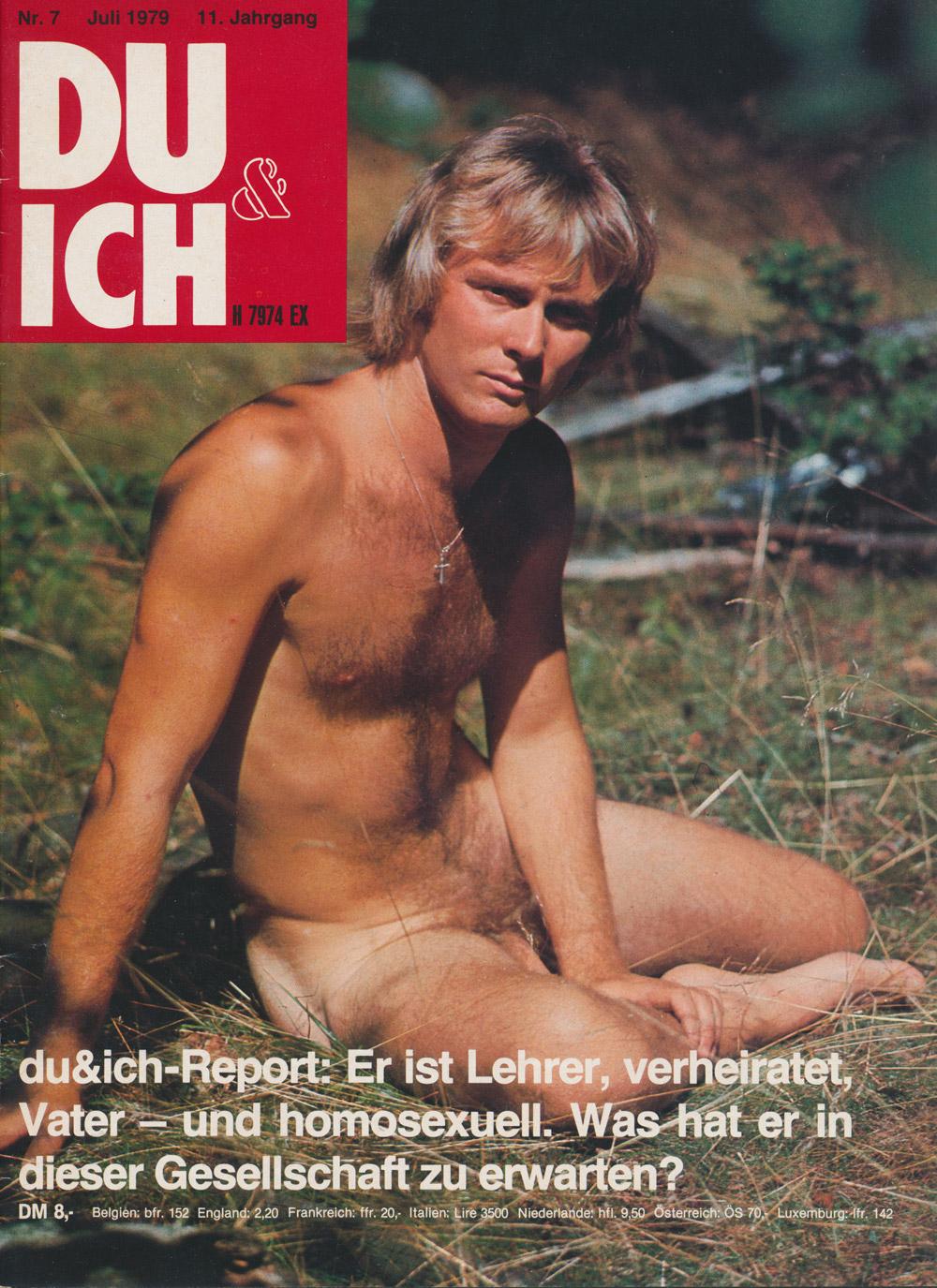 Du & Ich Nr 7, 1979, Titelseite