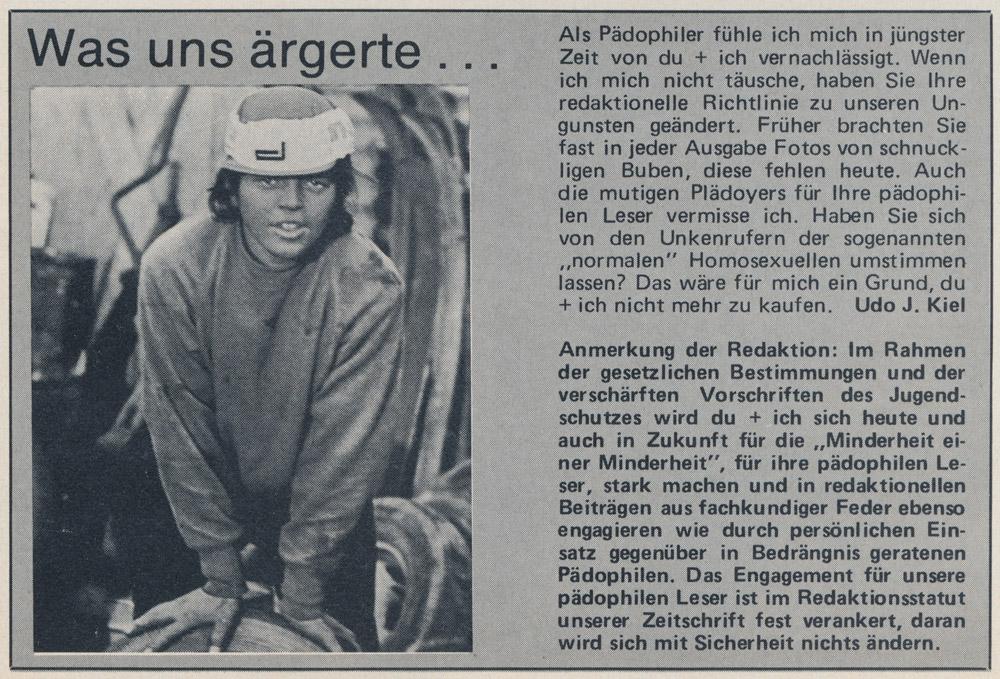 Du & Ich Nr 7, 1979