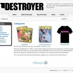 Joomla-based I Love Mags predecessor, never launched