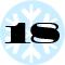 kalendersiffran18