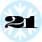 kalendersiffran21