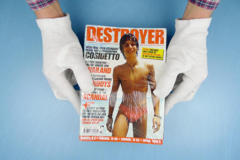 Destroyer 02 - last 30 copies