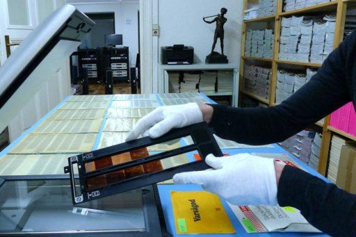 Nicola of Napoli, photo restoration and digitization