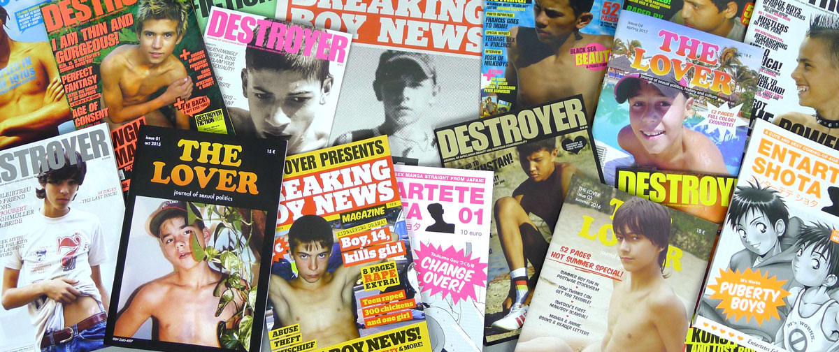 Enta Leben magazine titles