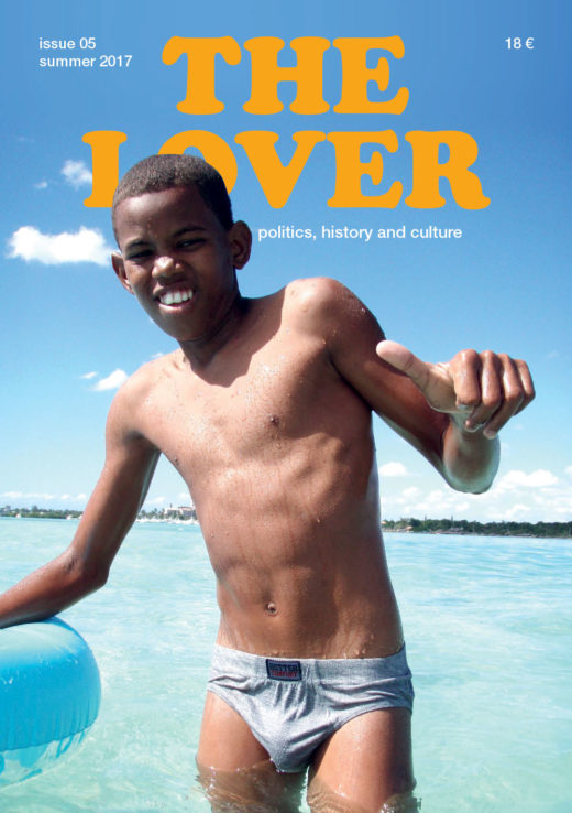 The Lover 05 - magazine cover boy