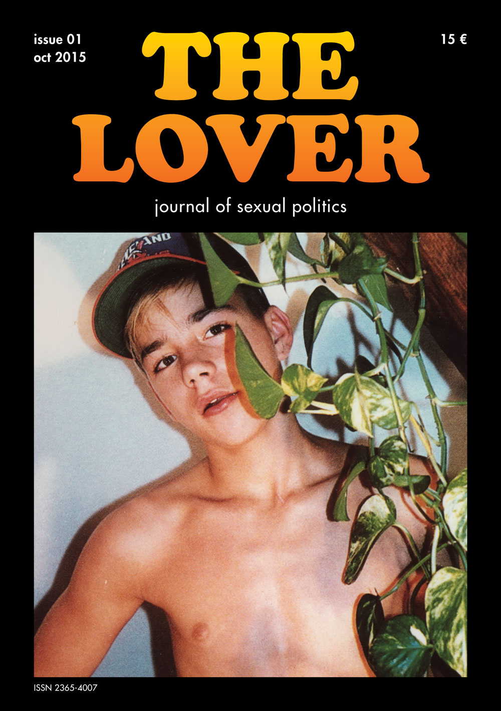 The Lover - journal of sexual politics, issue 01