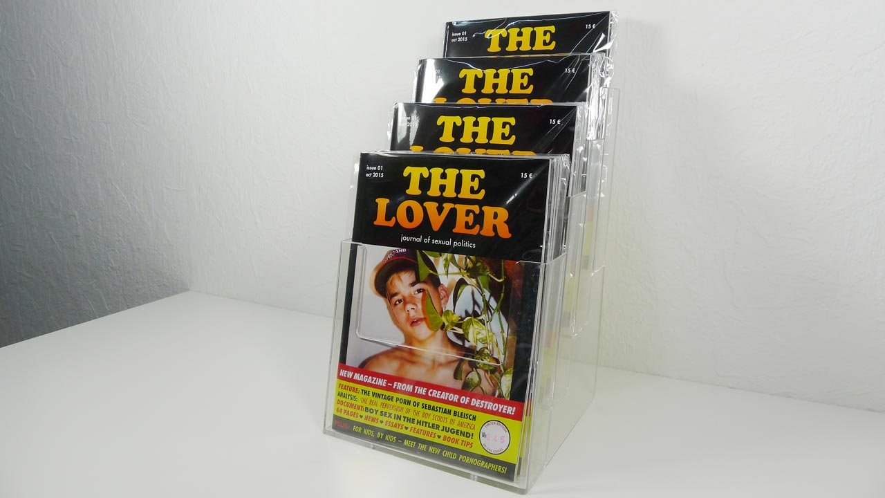 The Lover Magazine
